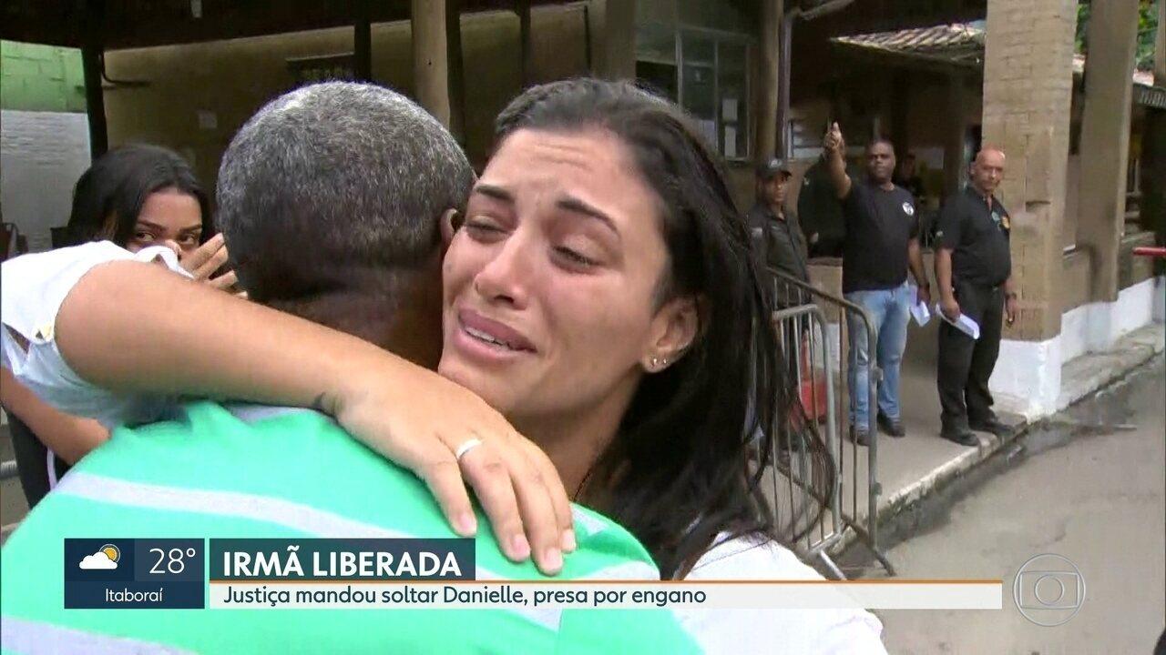 Justiça determina libertação de jovem presa por engano no lugar da irmã