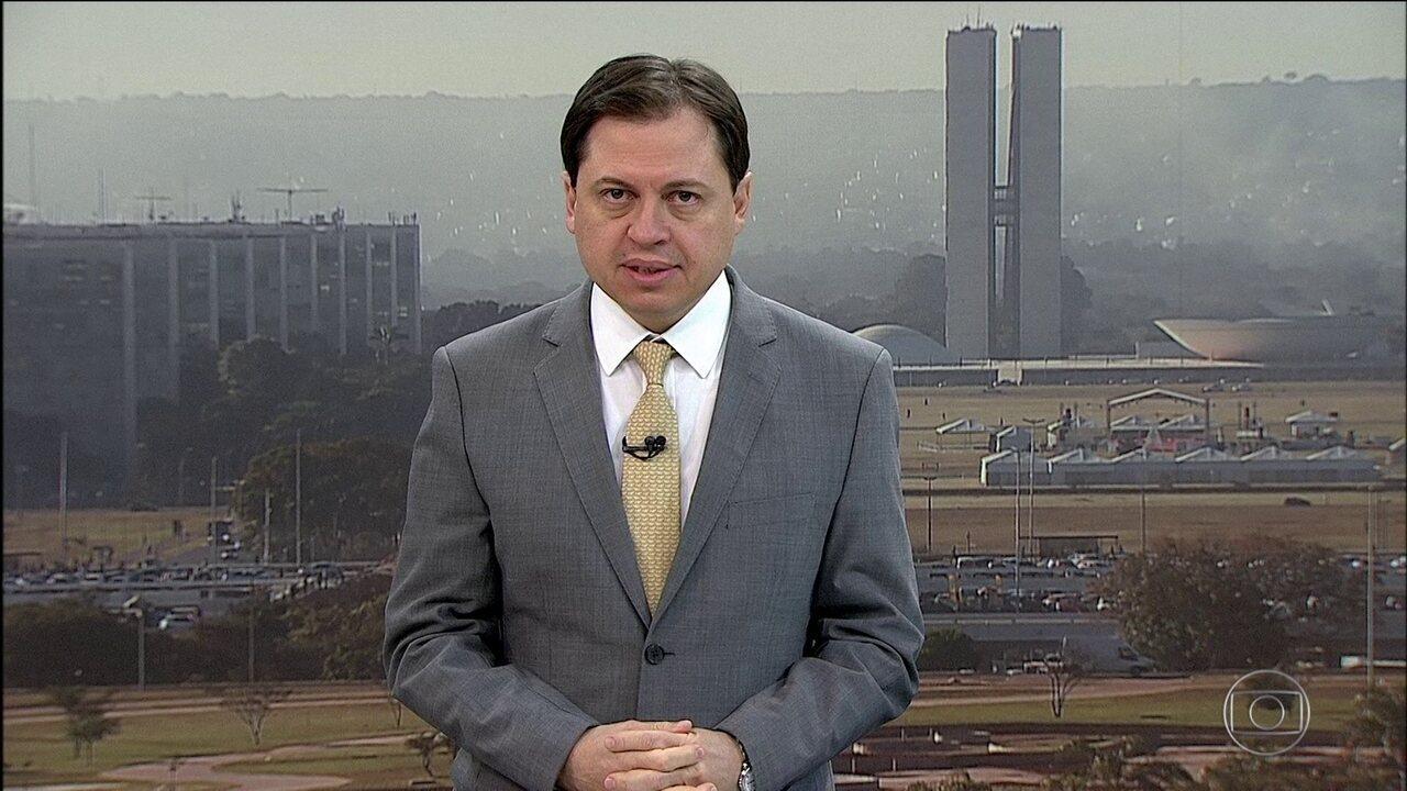 Gerson Camarotti comenta sobre derrota do governo no Decreto das Armas