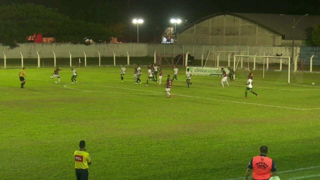 Ex-árbitro comenta lance de impedimento no jogo entre Real Ariquemes e Manaus