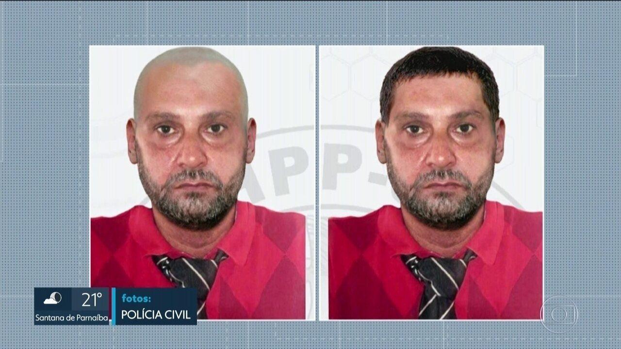 Polícia procura Paulo Cupertino Matias há 10 dias
