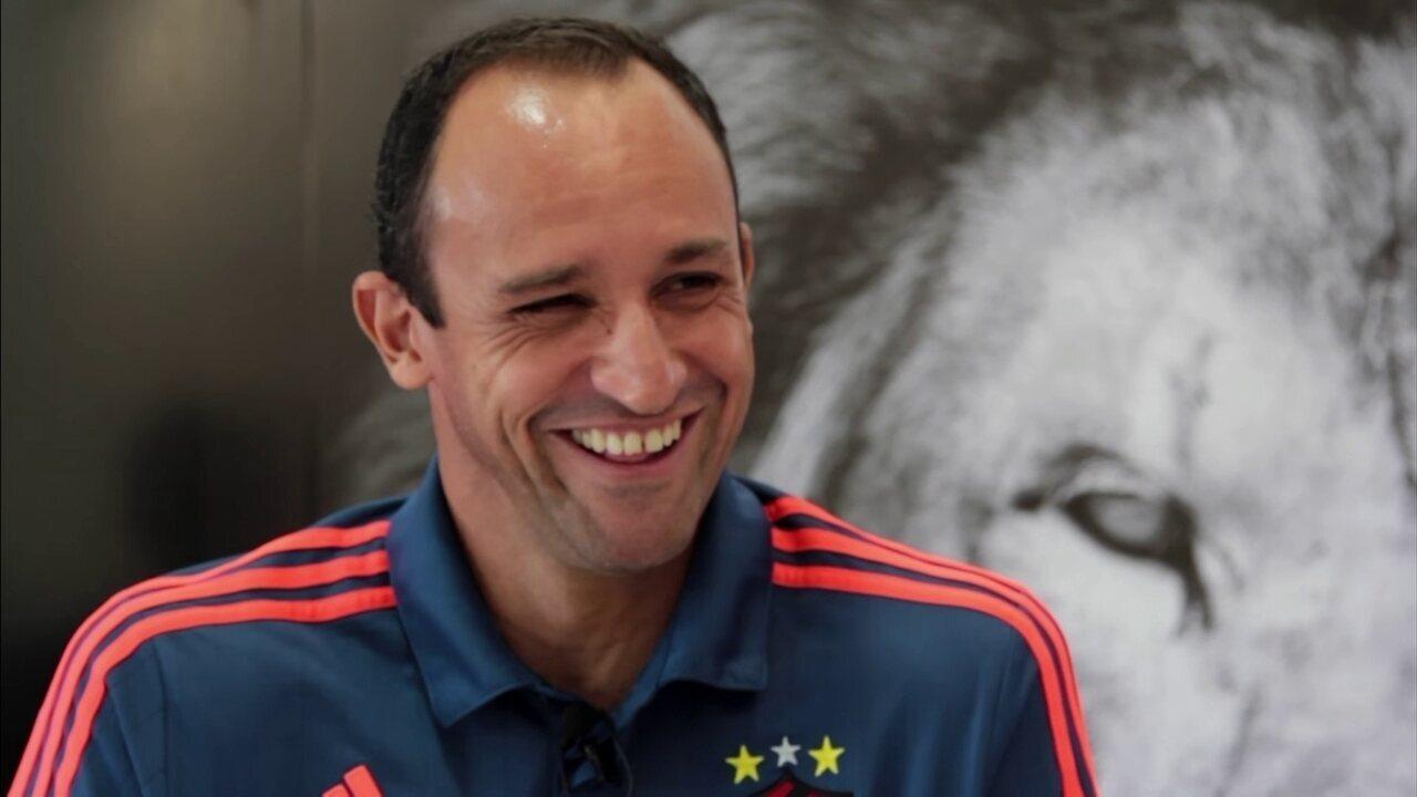 Em entrevista dada em 2016, Magrão avisou que se aposentaria repentinamente