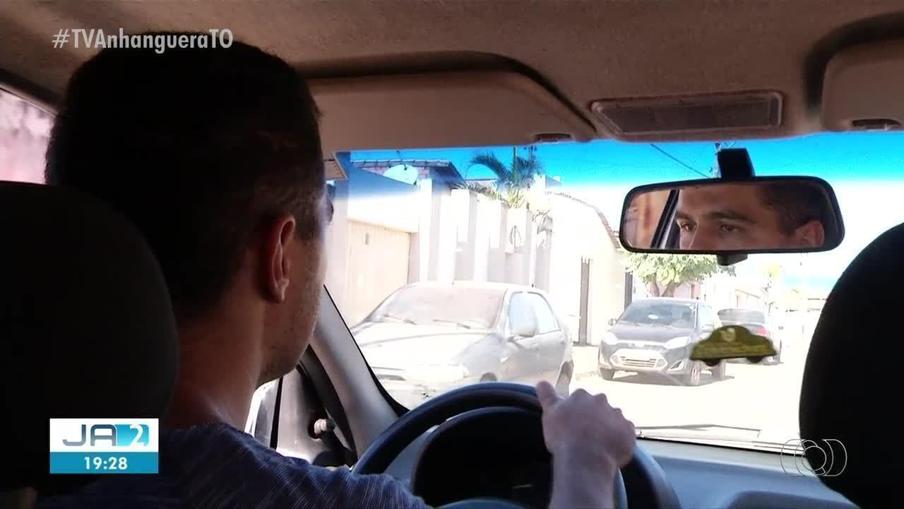 Motoristas de aplicativo reclamam de constrangimento durante fiscalizações no trânsito