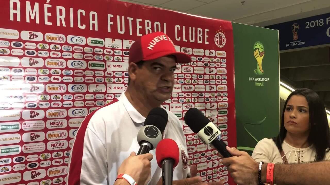 Moacir Júnior fala sobre iniciativa de Leandro Melo e enaltece Pardal