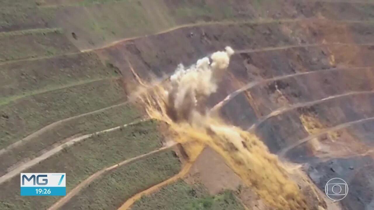 Comissão da barragem de Brumadinho ouve testemunhas sobre detonação no Córrego do Feijão