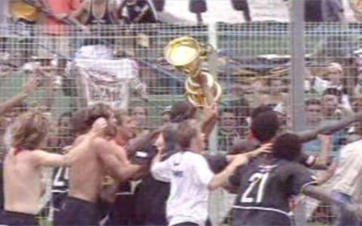Em 2004, Corinthians conquista a Copinha com vitória sobre o São Paulo