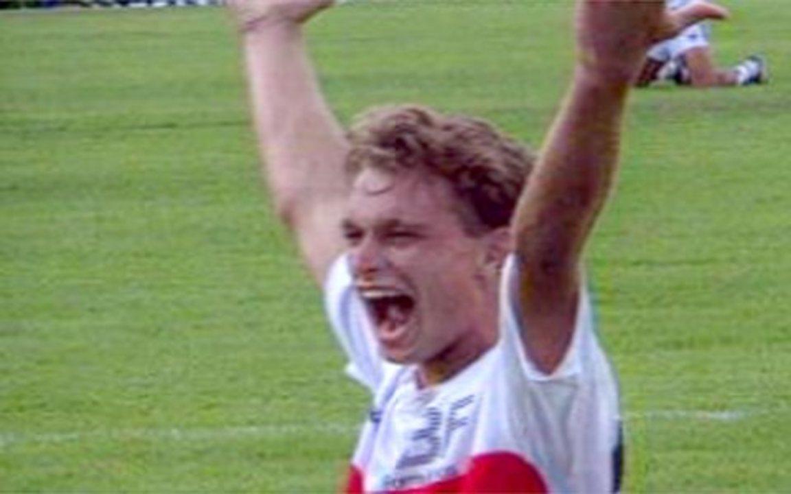 Em 1993, São Paulo vence a Copa São Paulo de Futebol Junior