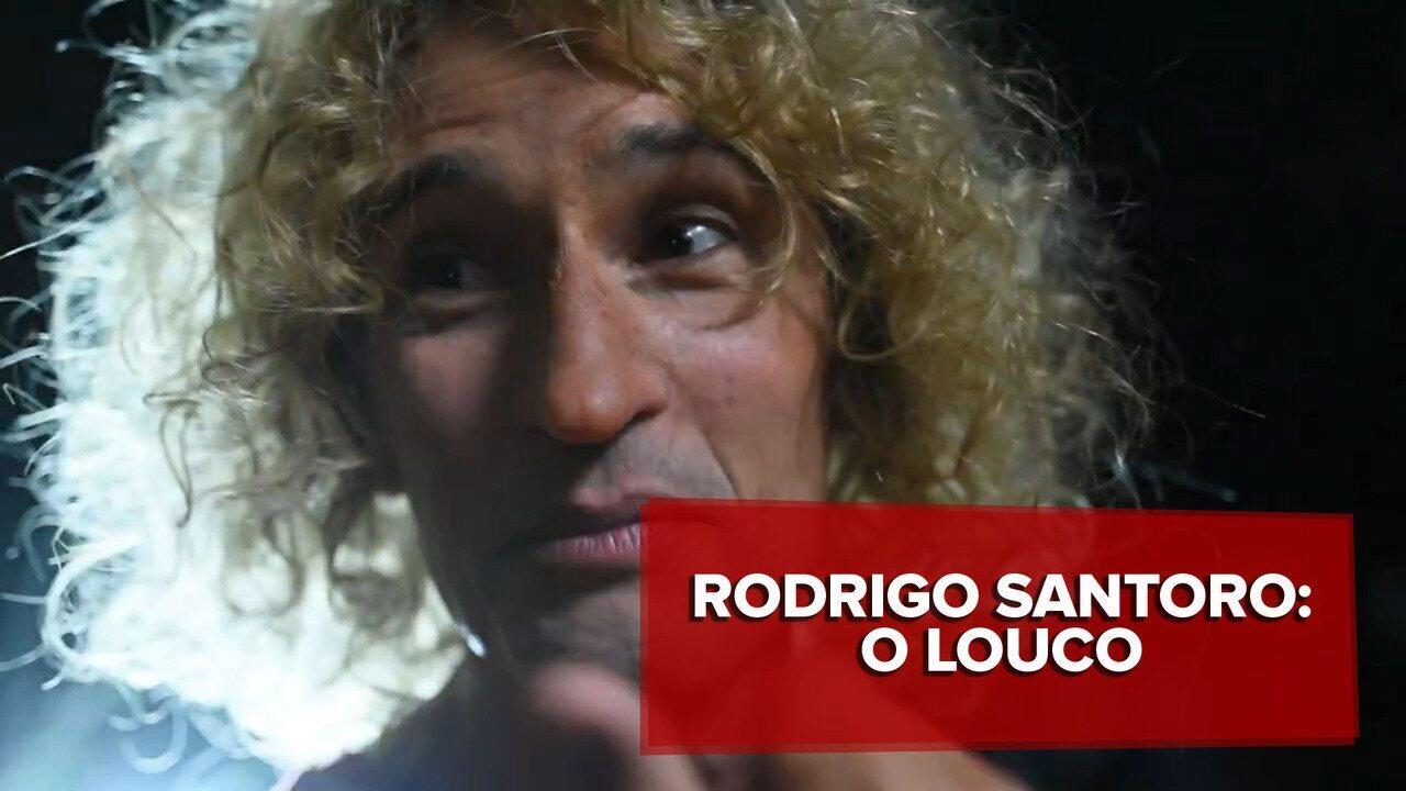 Veja making of do Rodrigo Santoro no filme Turma da Mônica - Laços
