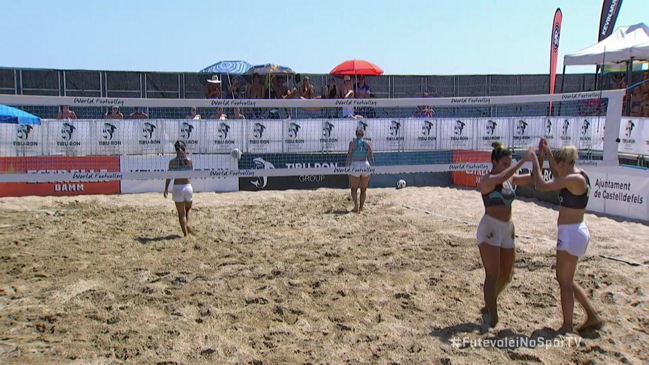 Natália Guitler conquista o título de Rainha da Praia em Barcelona