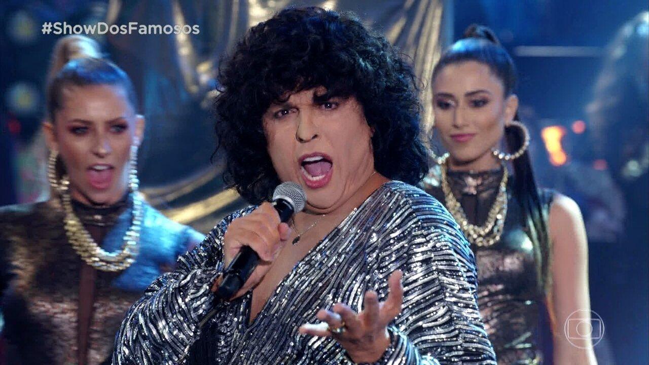 Ceará canta 'O Meu Sangue Ferve Por Você' em homenagem a Sidney Magal