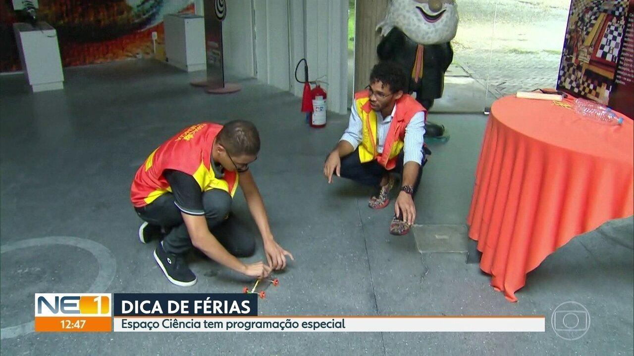 adcff3fc7069 Férias no Grande Recife: confira o roteiro que o G1 preparou, com ...
