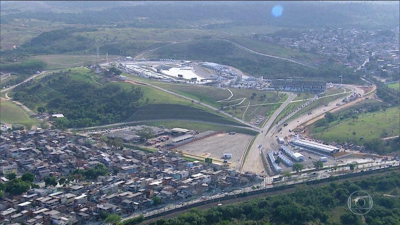 Empresa que venceu licitação para autódromo no Rio não tem recursos para a obra
