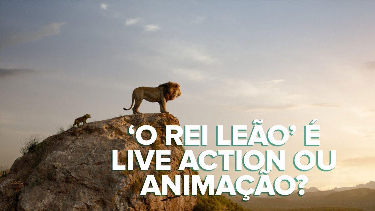 Diretor do novo 'O Rei Leão' explica produção do filme