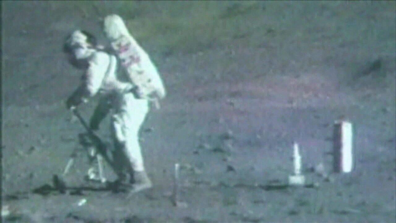 Especial Lua – A conquista do espaço (Episódio 01)
