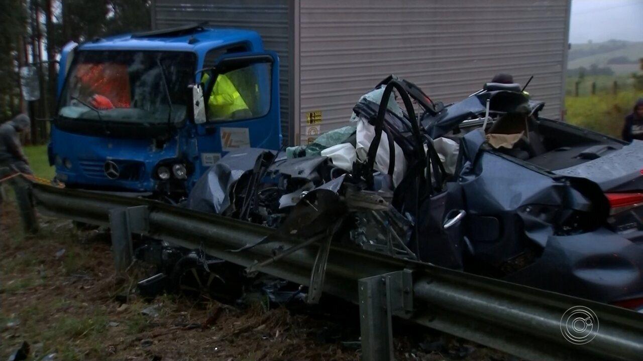 Região de Itapetininga registra mais de 15 acidentes de trânsito em dois dias