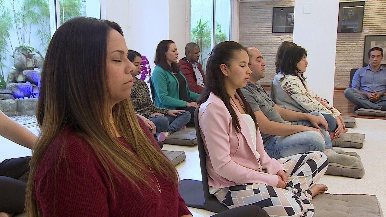 Empresárias faturam com espaço voltado para a meditação