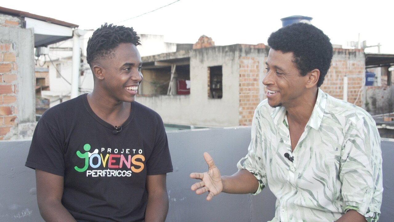 'Vumbora' visita Fazenda Coutos, onde Aldri conhece projetos de música, moda e esporte