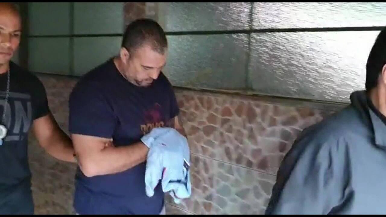 Suspeito de intermediar a venda ilegal de apartamentos na Muzema é preso