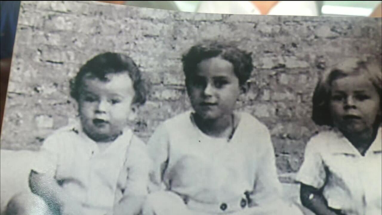 Fotos inéditas mostram a infância de João Gilberto em Juazeiro