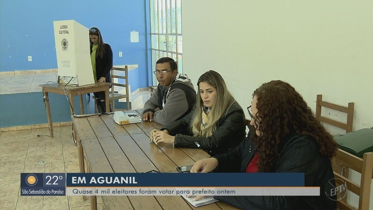 Quase 4 mil eleitores votaram para prefeito em eleições de Aguanil, MG