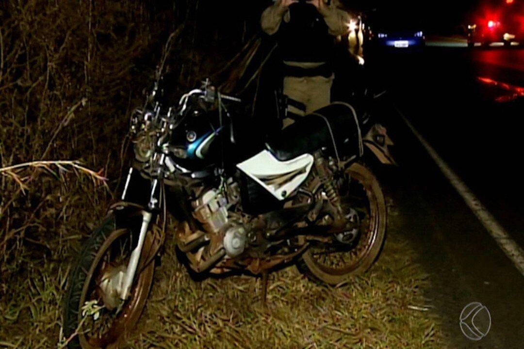 Motociclista morre após acidente na LMG-798 em Uberaba