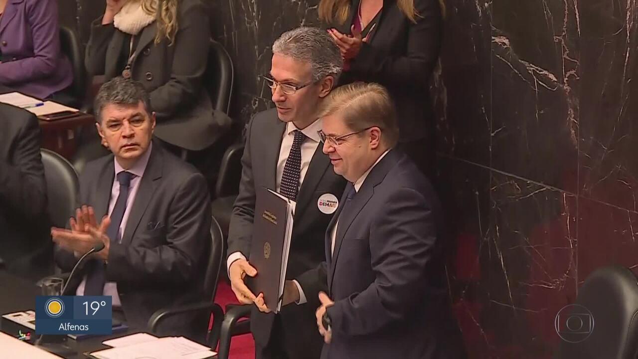 Deputados entregam relatório final do Assembleia Fiscaliza de 2019