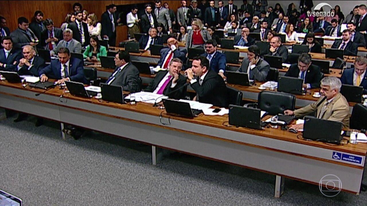 Pacote anticrime do ministro Sérgio Moro avança no Senado