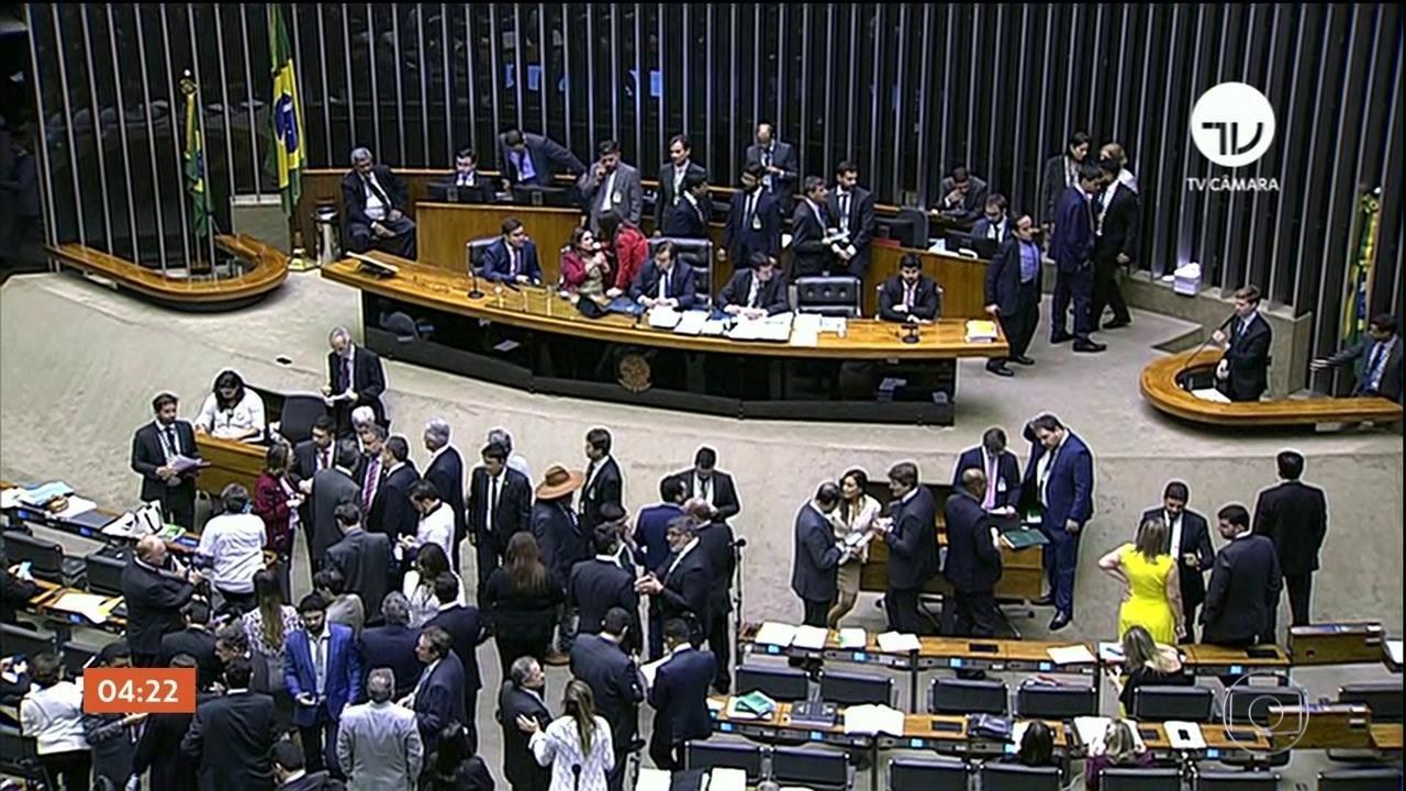Câmara aprova em 1º turno o projeto da reforma da Previdência