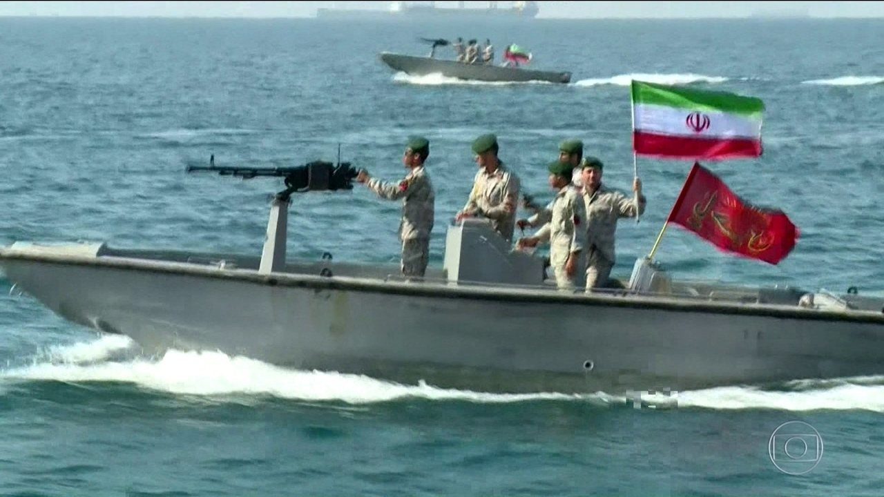 Reino Unido acusa Irã de tentar interceptar petroleiro