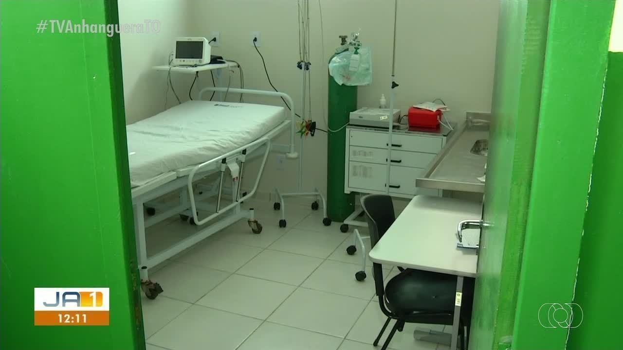 Veja como ficou a nova unidade de saúde de Luzimangues
