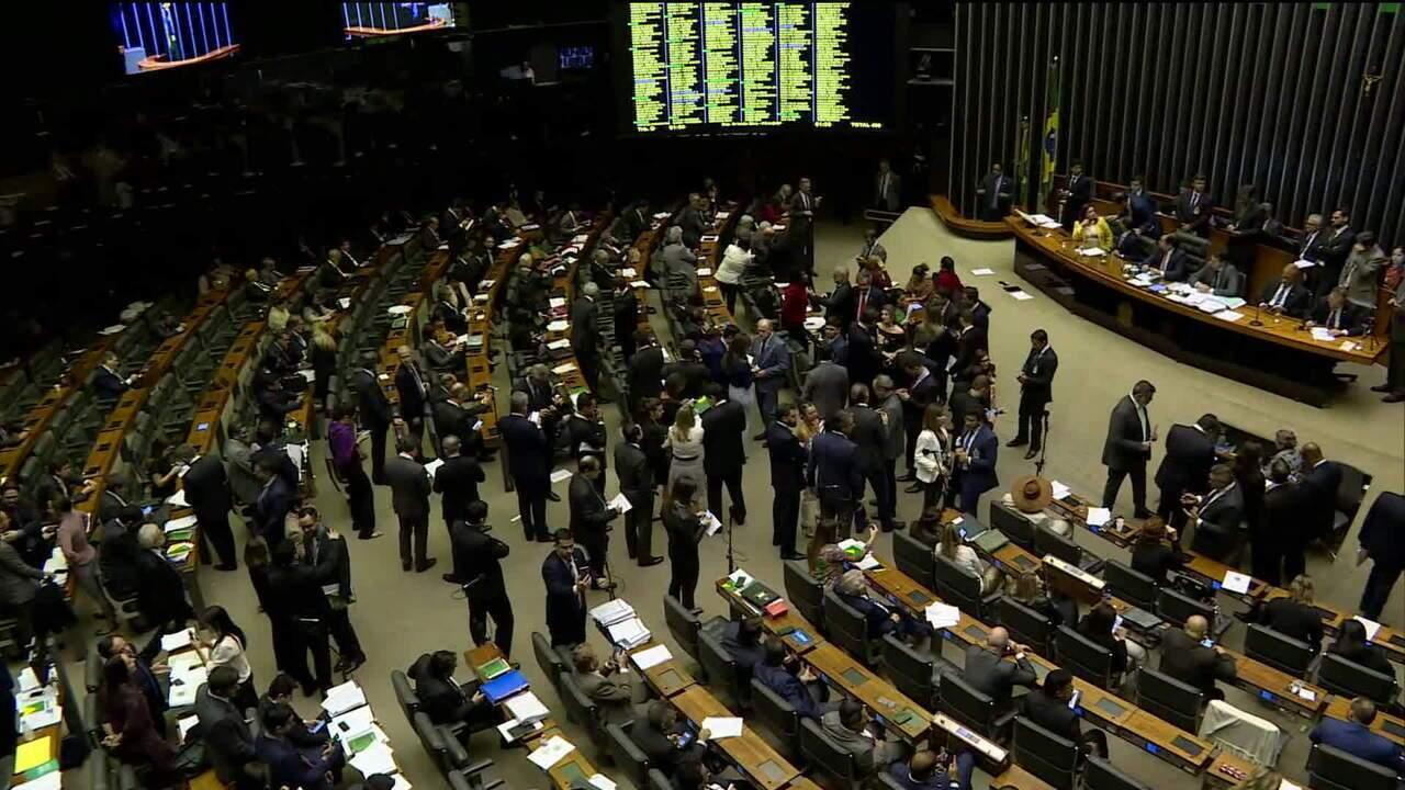 Câmara conclui votação da reforma da Previdência em 1º turno com quatro mudanças