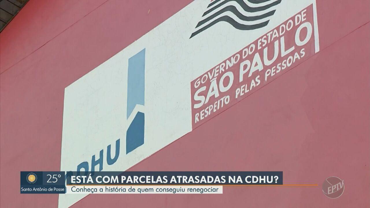 Região registra altos números de contratos de financiamento da CDHU inadimplentes