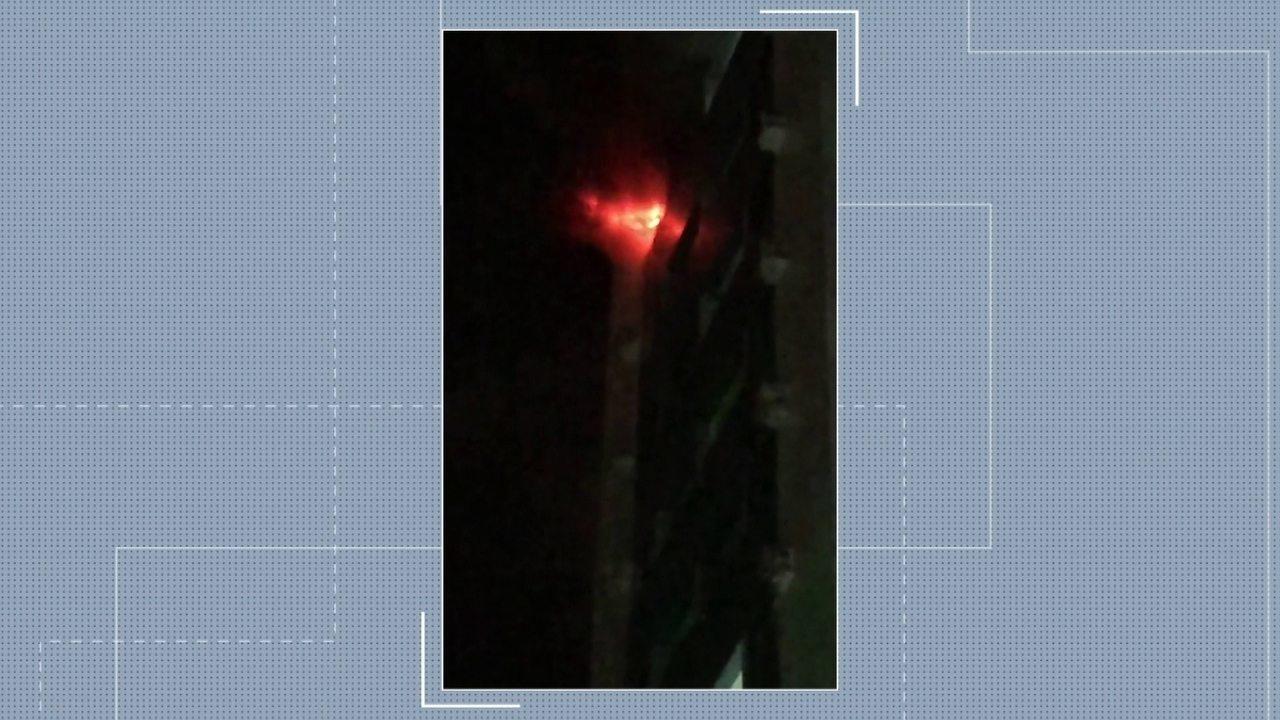 Incêndio atinge apartamento de edifício em Boa Viagem