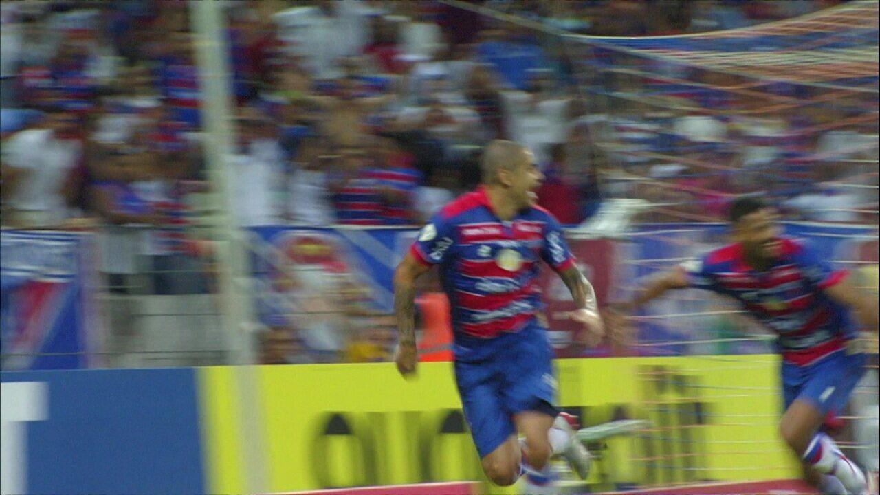 Melhores momentos de Fortaleza 2x0 Avaí pela #10 rodada do Campeonato Brasileiro