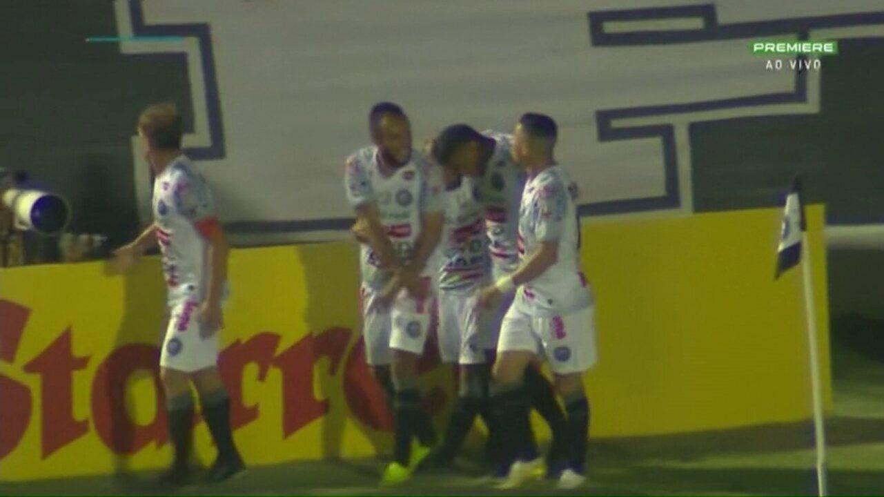 Confira os gols de Operário-PR 2x0 Londrina, pela nona rodada da Série B do Brasileiro