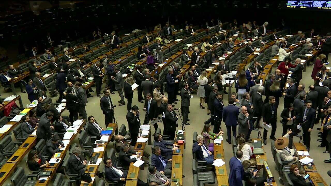 Segundo turno da votação da reforma da Previdência fica para o início de agosto