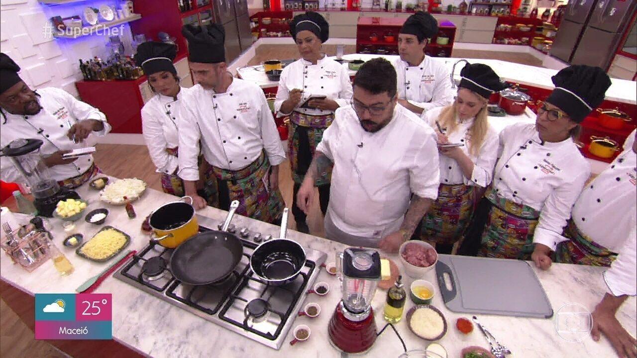 Relembre os workshops do 'Super Chef Celebridades 2019'