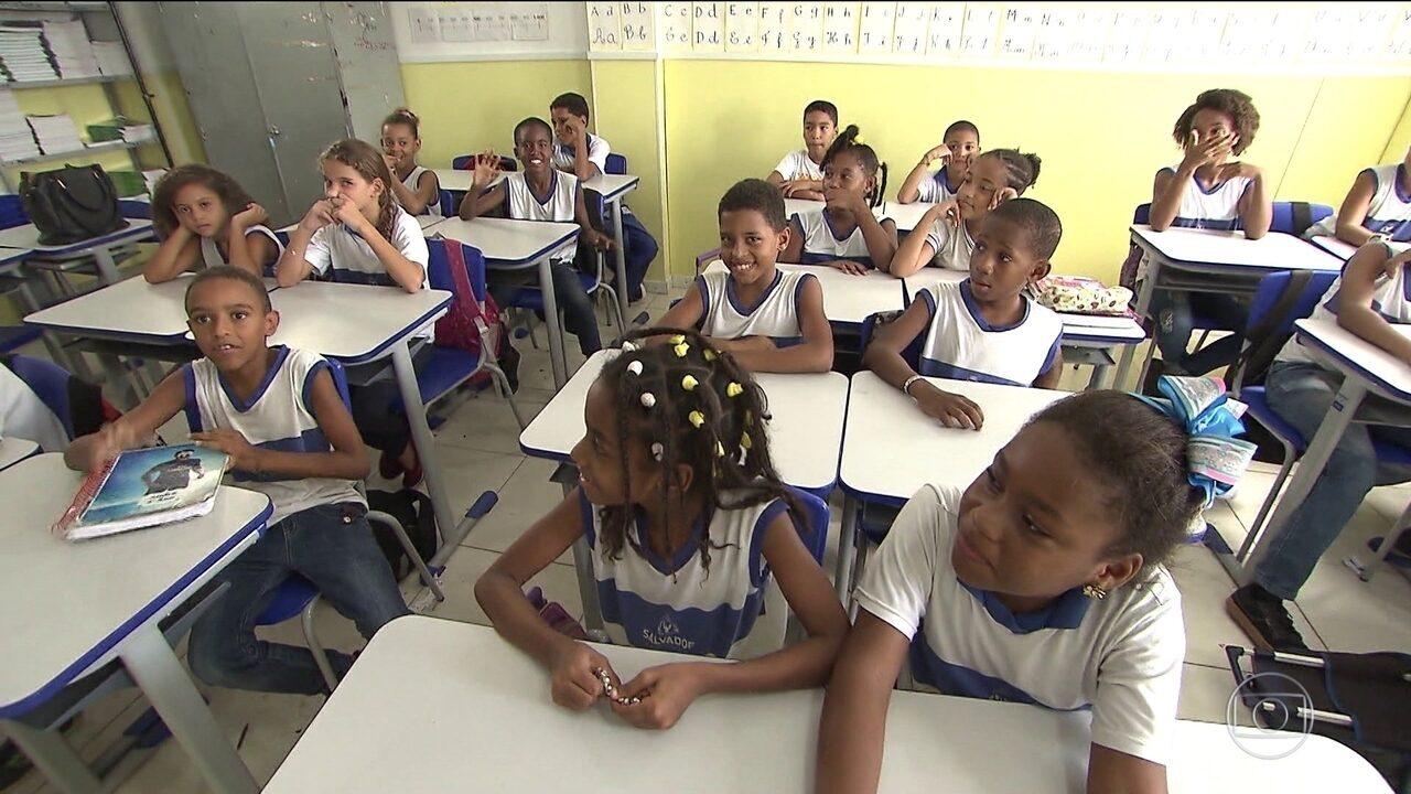 Iniciativa em Salvador consegue reduzir evasão escolar