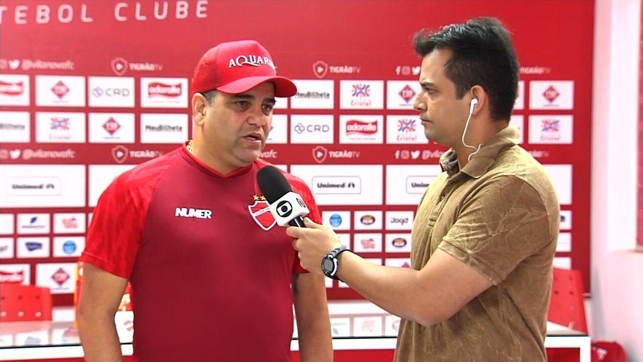 Confira o bate-papo de Marcelo Cabo com o Globo Esporte