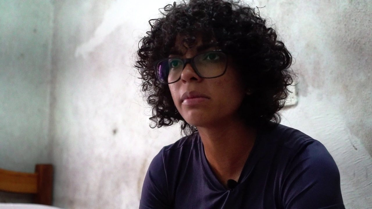 Sofia Sena critica situação do futebol feminino