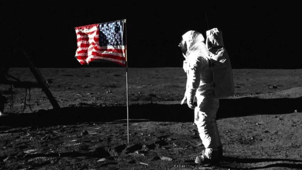 Os 50 anos do homem na Lua