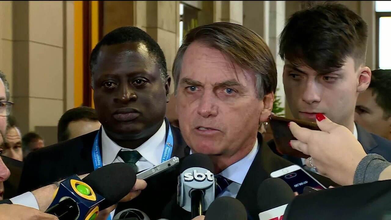 Reforma tributária: governo quer limitar imposto de renda a 25%, diz Bolsonaro