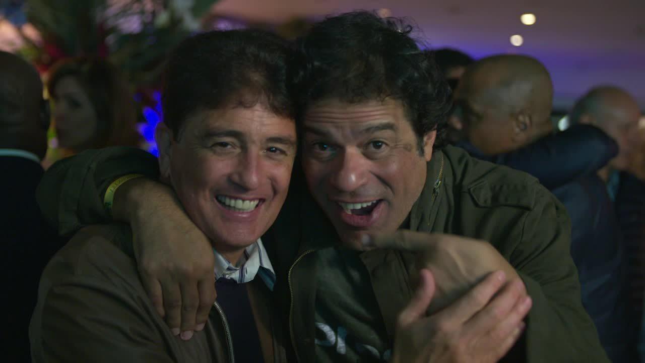 Campeões mundiais marcam presença em festa comemorativa dos 25 anos do Tetra