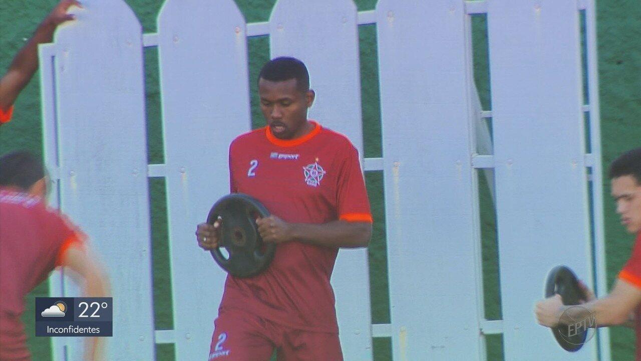 Boa Esporte treina para tentar voltar a vencer na Série C