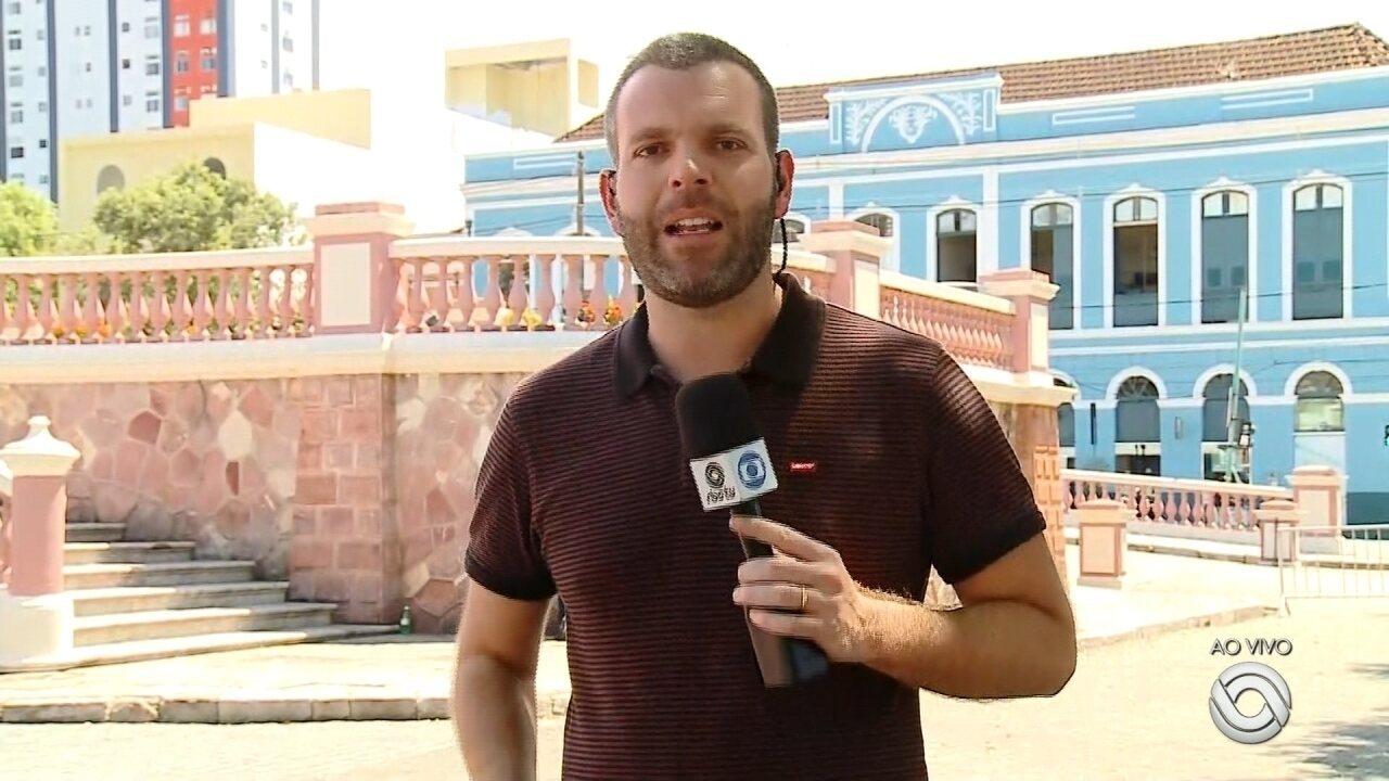 Caxias desembarca em Manaus em busca do acesso à série C