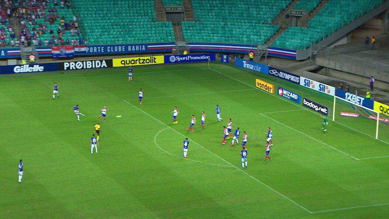 Melhores momentos: Bahia 0 x 0 Cruzeiro pela 11ª rodada do Brasileirão 2109