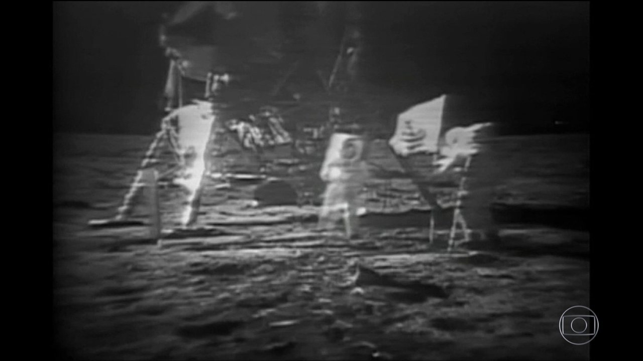 Chegada do primeiro homem à Lua marcou gerações