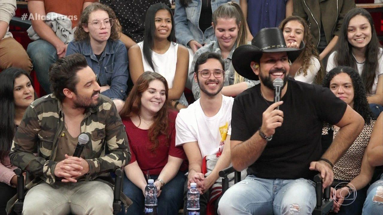 Fernando & Sorocaba dizem que todos os artistas já tocaram para públicos pequenos