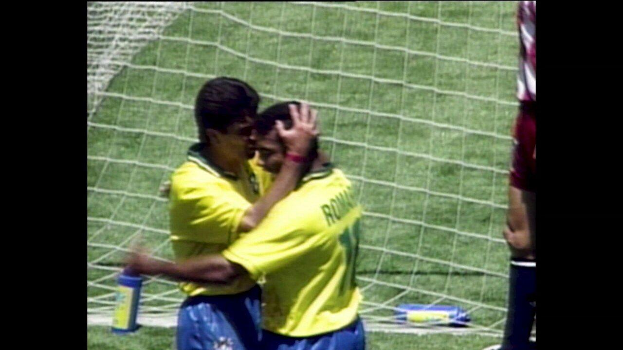 É tetra! Como uma das maiores duplas de ataque do mundo conduziu o Brasil ao título da Copa