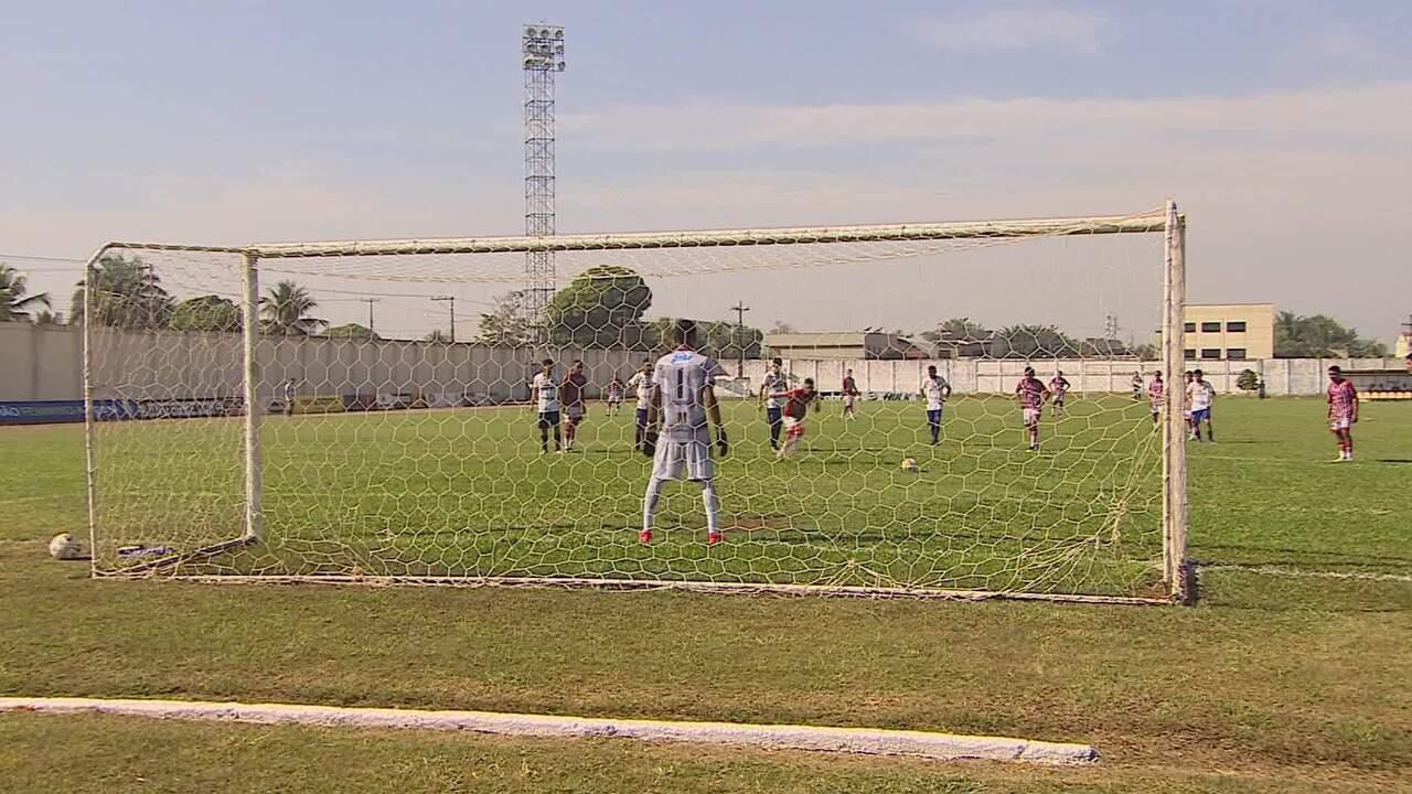 Gol do Porto Velho sub-20