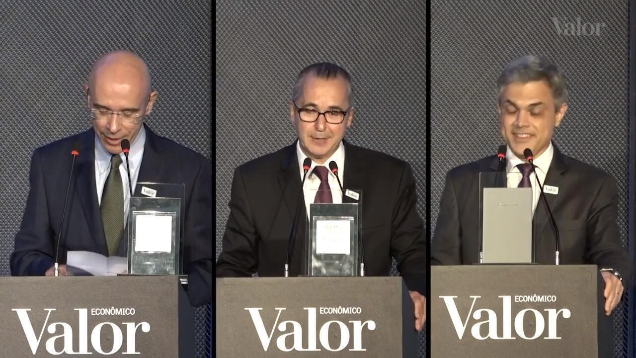 Executivo de Valor 2019:  Festa reúne principais gestores do país